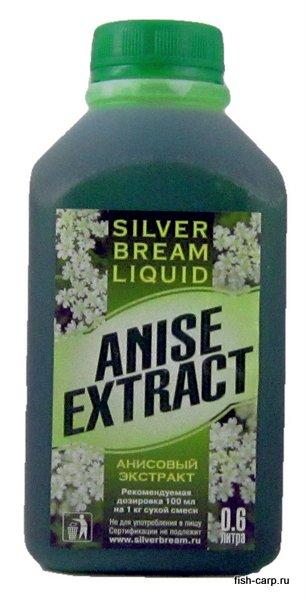 Silver Bream Liquid Anise 0,6л (Анис)