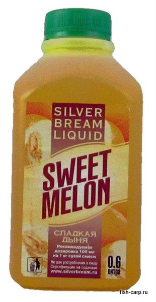 Silver Bream Liquid Sweet Melon 0,6л (Дыня)