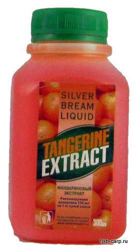 Silver Bream Liquid Tangerine Extract 0,3кг (Мандарин)