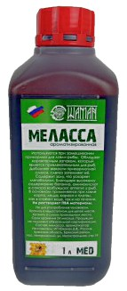 Меласса с ароматом мёда ШАМАН