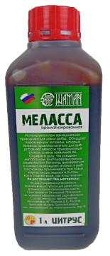 Меласса с ароматом цитруса ШАМАН