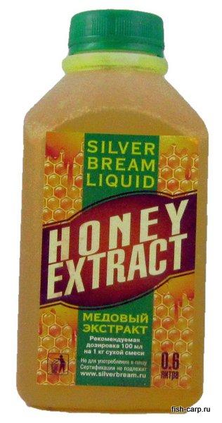 Silver Bream Liquid Honey 0,6л (Мёд)