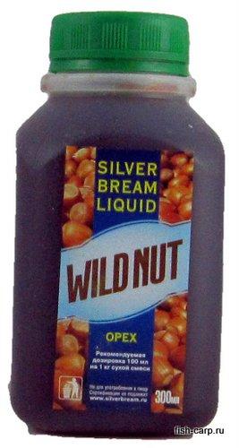 Silver Bream Liquid Wildnut 0,3кг (Орех)