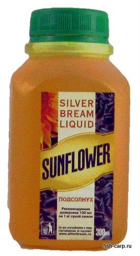 Silver Bream Liquid Sunflower 0,3кг (Подсолнух)