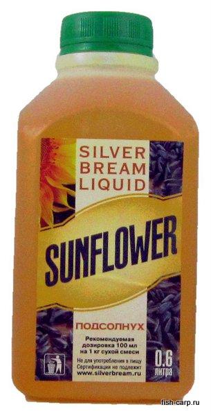 Silver Bream Liquid Sunflower 0,6л (Подсолнух)