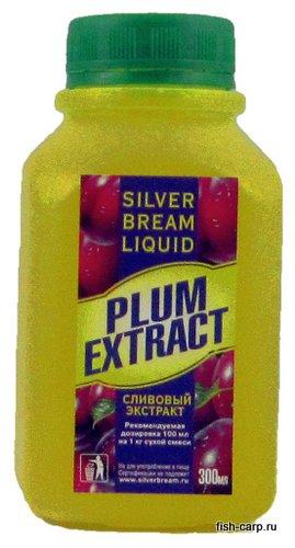 Silver Bream Liquid Plum 0,3кг (Слива)