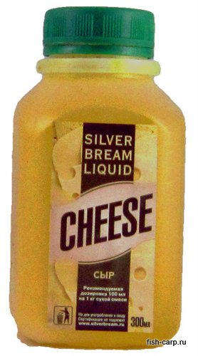 Silver Bream Liquid Cheese 0,3кг (Сыр)