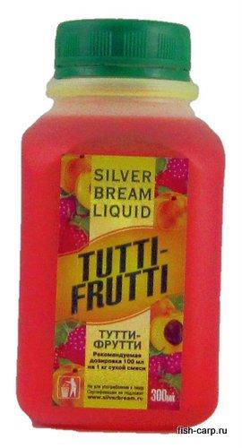 Silver Bream Liquid Tutti-Frutti 0,3кг (Тутти-фрутти)