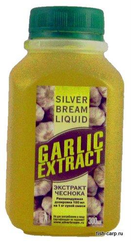 Silver Bream Liquid Garlic Extract 0,3кг (Чеснок)