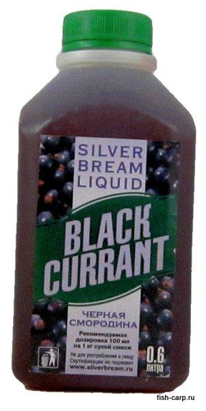 Silver Bream Liquid Black Currant 0,6л (Черная смородина)