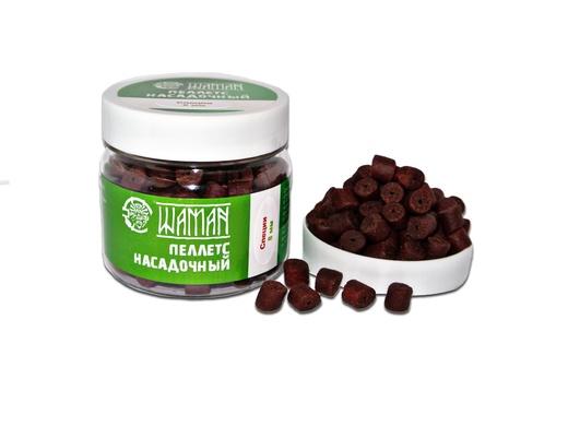 Пеллетс насадочный Red Halibut Специи (Spice) 8 mm 100 г ШАМАН