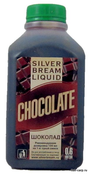 Silver Bream Liquid Chocolate 0,6л (Шоколад)