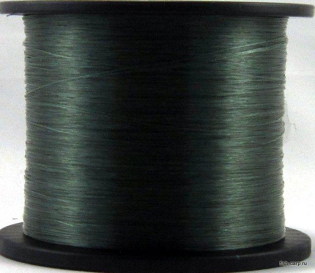 Леска Carp Expert Dark Green 1200м 0,27мм 9,8кг Metal Can