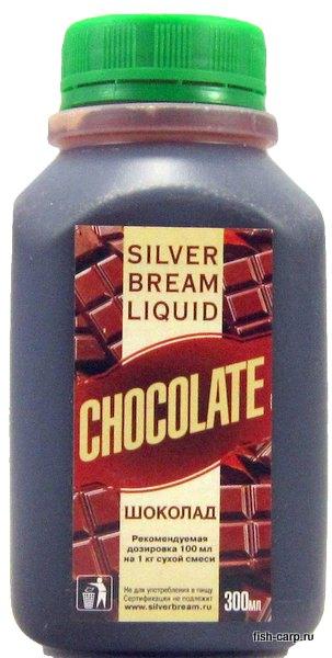 Silver Bream Liquid Chocolate 0,3кг (Шоколад)