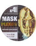 Шнур AKKOI Mask Plexus 0,37мм 150м yellow