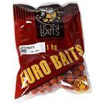 LION BAITS бойлы тонущие серии EURO BAITS 20 мм тутти-фрутти (Tutti Frutti) - 1 кг