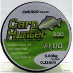 Леска Carp Hunter Fluo 600м 0,22мм 6,80кг EnergoTeam