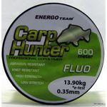 Леска Carp Hunter Fluo 600м 0,35мм 13,9кг EnergoTeam