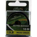 Поводочный Материал Carp Expert Neutral Buoyancy 15Lbs Moss Green 10м